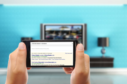 smartphone-and-tv